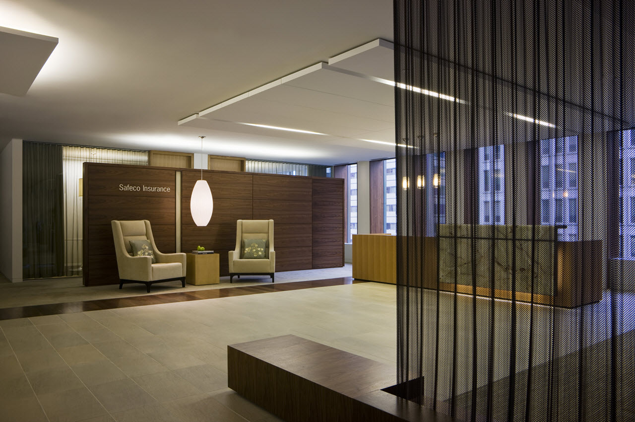 Corporate hq relocation thinkbox technology group one for Interior design group